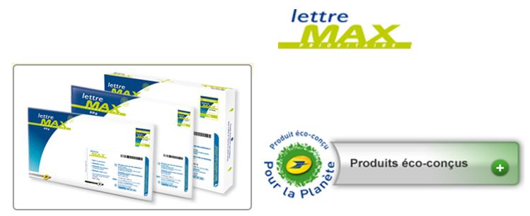 Logo lettre max